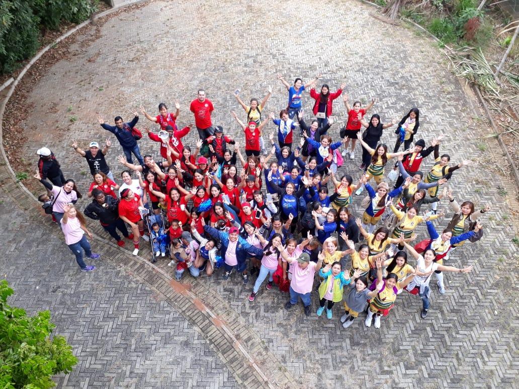 Comunidade filipina celebra 4 anos de existência